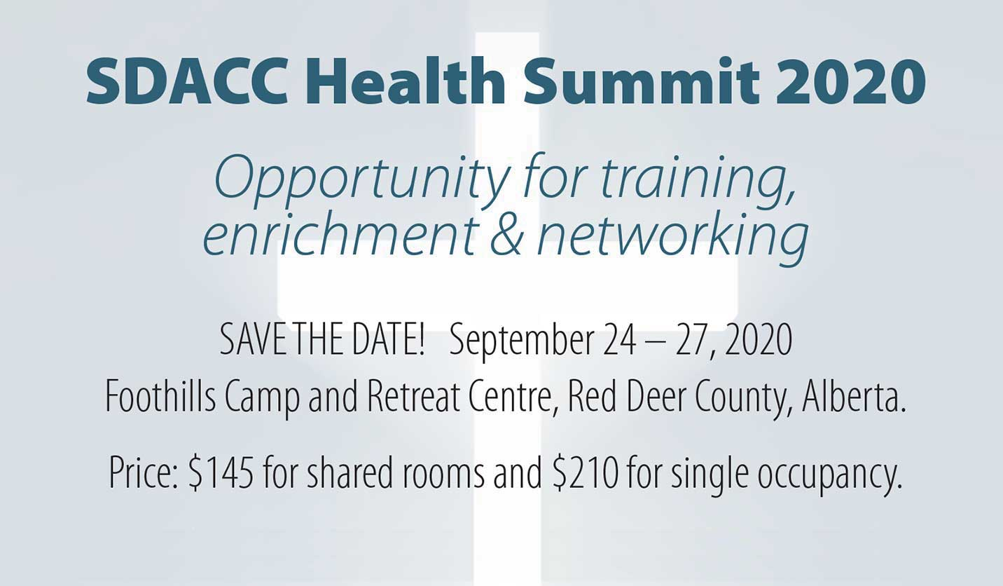 SDACC Health Summit 2020