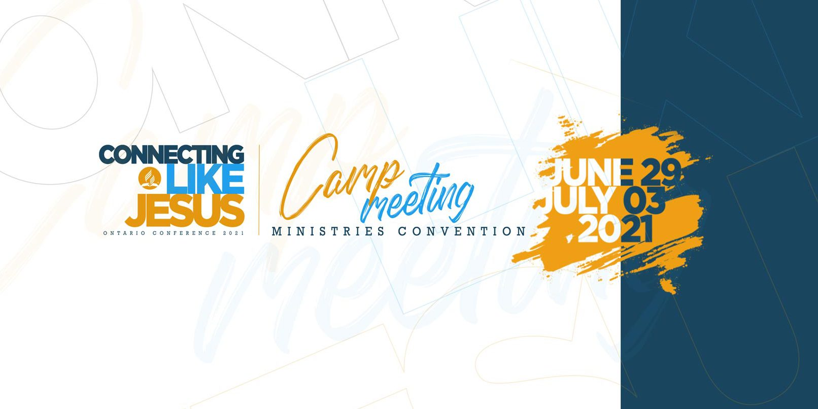 Ontario Conference Virtual Camp Meeting 2021