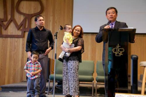 DFCC 2nd Worship Service - Ritson Road Alliance Church