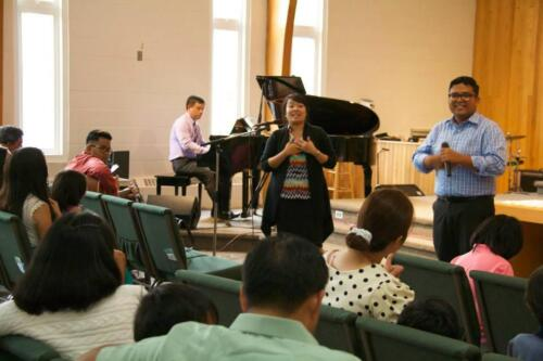 DFCC AY Program - Ritson Road Alliance Church